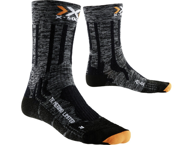 X-Socks Trekking Merino Limited Socks Grey/Black